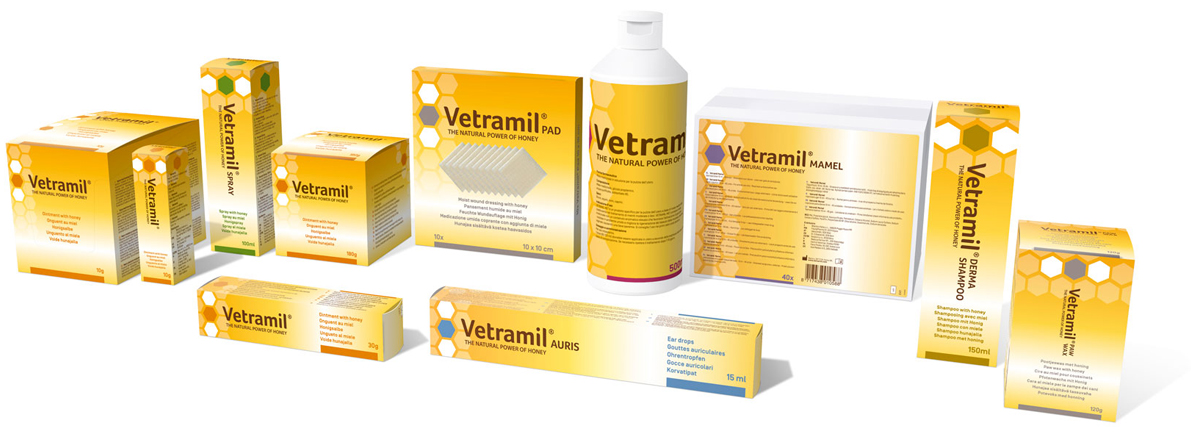 Vetramil products